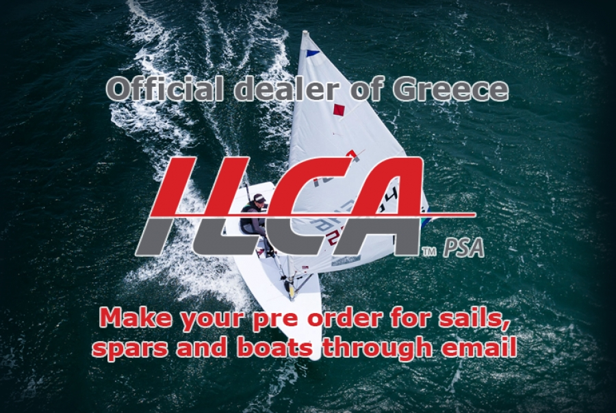 Discount on ILCA PSA boats & parts